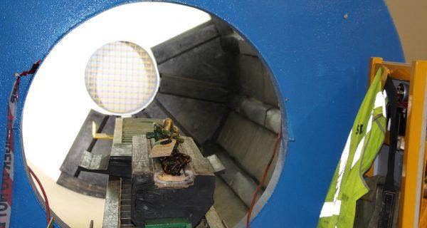 Inside training mill